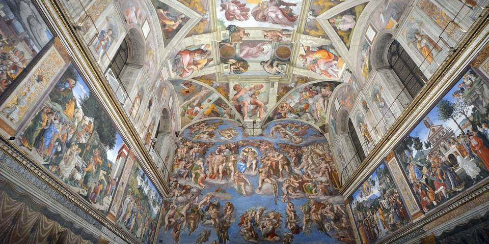 Sistine Chapel and Museums