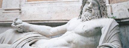 six talking statues of rome