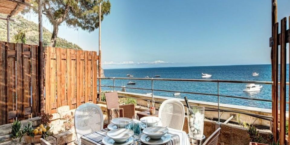 sorrento Restaurant Bagni Delfino
