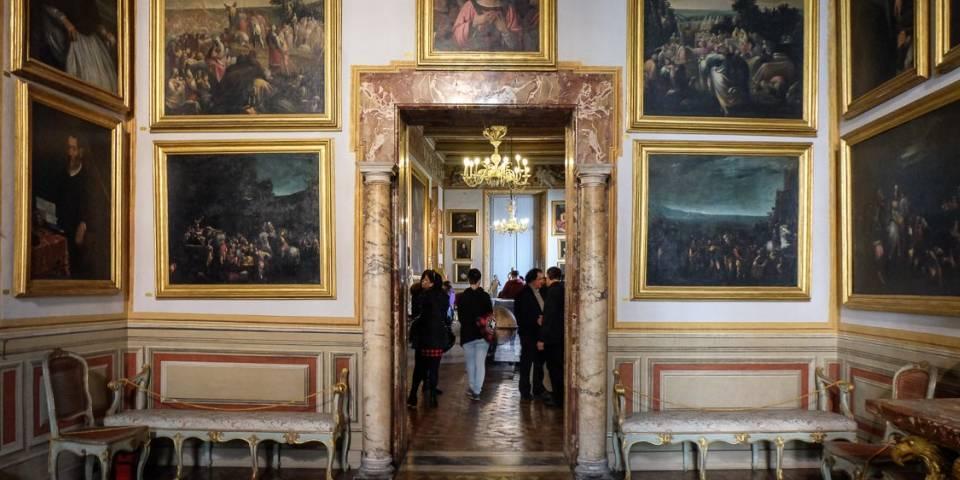 Spada Gallery in Rome