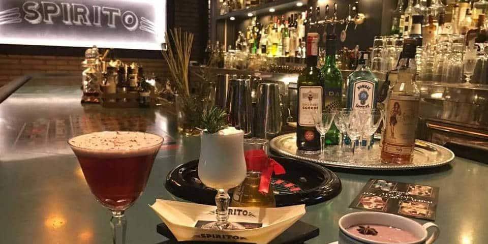 Spirito Speakeasy Bar in Rome