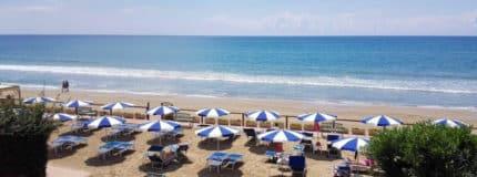 Best beaches near Rome