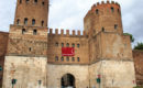 The San Sebastian Gate of the Aurelian Wall