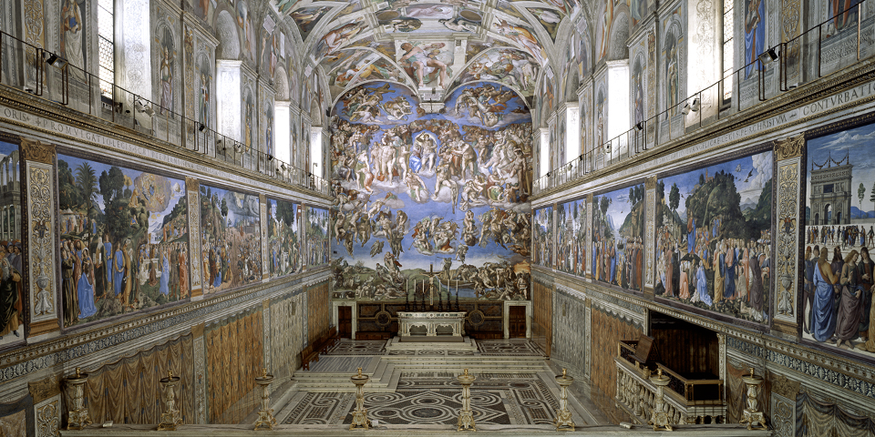Tours to the Sistine Chapel