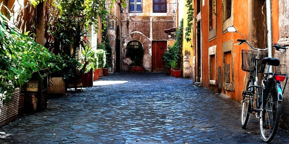 Where to stay in Rome: Trastevere