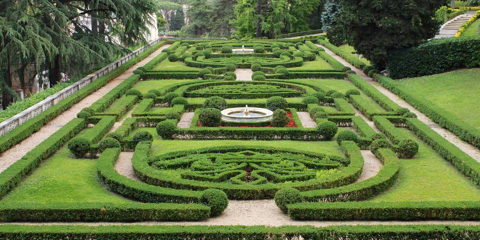 The Vatican Gardens private tour