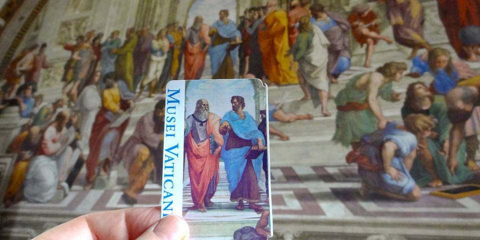 Tickets for Vatican Museums in Rome