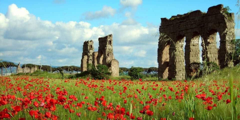 Via Appia Antica in Rome