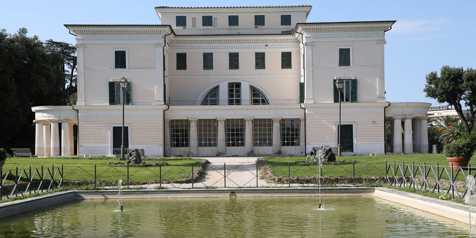 Villa Torlonia in Quartiere Coppede