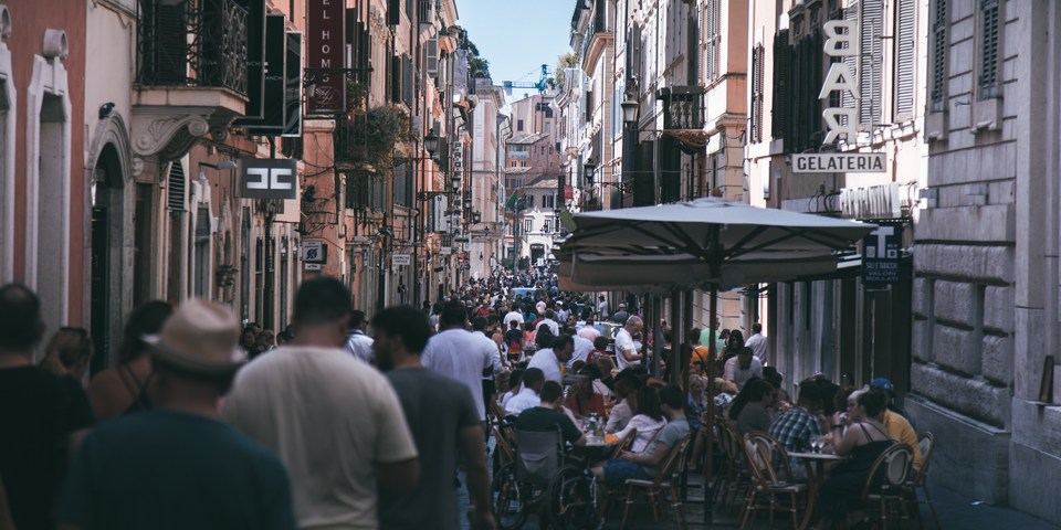 what is the population of Rome